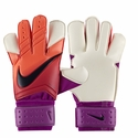 Nike GK Vapor Grip 3 Goalkeeper Gloves - Total Crimson