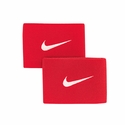 Nike Guard Stay II Soccer Straps - University Red