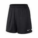 Nike Hertha Knit Soccer Shorts - Black