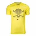 Nike Hypervenom GPX Football Shirt - Sonic Yellow