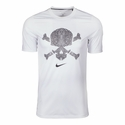 Nike Hypervenom GPX Football Shirt - White