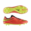 Nike Hypervenom Phantom FG Soccer Cleats - Bright Crimson