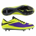 Nike Hypervenom Phantom FG Soccer Cleats - Electro Purple