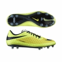 Nike Hypervenom Phantom FG Soccer Cleats - Vibrant Yellow