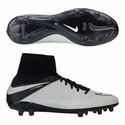 Nike Hypervenom Phantom II Lthr FG Soccer Cleats - Light Bone