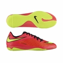 Nike Hypervenom Phelon IC Indoor Soccer Shoes - Bright Crimson