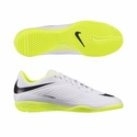 Nike Hypervenom Phelon IC Indoor Soccer Shoes - White