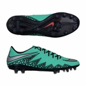 Nike HyperVenom Phinish II FG Soccer Cleats - Green Glow