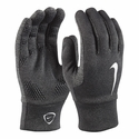 Nike Hyperwarm Field Player Gloves - Black Heather