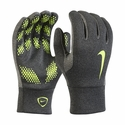 Nike HyperWarm Field Player Gloves - Charcoal
