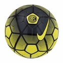 Nike Inter Milan Supporters Soccer Ball - Voltage Yellow