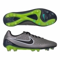Nike Magista Opus FG Soccer Cleats - Mtlc Pewter