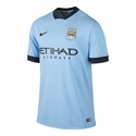 Nike Manchester City 2014/2015 Home Stadium Jersey