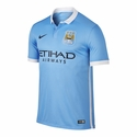 Nike Manchester City 2015/2016 Stadium Home Jersey
