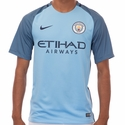 Nike Manchester City 2016/2017 Stadium Home Jersey