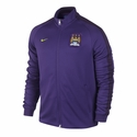 Nike Manchester City Auth N98 Track Jacket - Court Purple