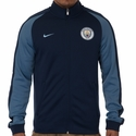 Nike Manchester City AUTH N98 Track Jacket - Midnight Navy