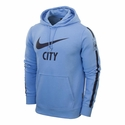 Nike Manchester City Core Hoody - Field Blue