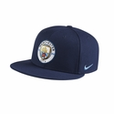 Nike Manchester City FC Core Cap - Midnight Navy