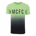 Nike Manchester City Match Tee - Key Lime