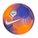Nike Manchester City Prestige Soccer Ball - Total Orange/Persian Violet