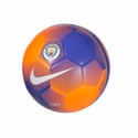 Nike Manchester City Skills Soccer Ball - Total Orange/ Persian Violet