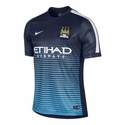 Nike Manchester City Squad SS PM Top