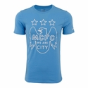 Nike Manchester City Squad Tee - Football Blue