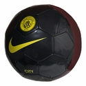 Nike Manchester City Supporters Soccer Ball - Black