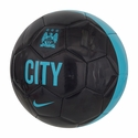 Nike Manchester City Supporters Soccer Ball - Midnight Navy