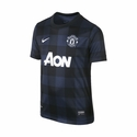 Nike Manchester United 2013/2014 Youth Away Jersey