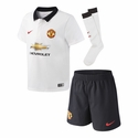 Nike Manchester United 2014/2015 Boys Away Kit