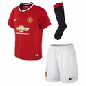 Nike Manchester United 2014/2015 Boys Home Kit