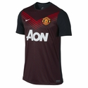 Nike Manchester United Squad SS PM Top
