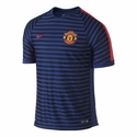 Nike Manchester United Squad SS Training Top - Old Royal