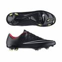 Nike Mercurial Vapor X FG Soccer Cleats - Black