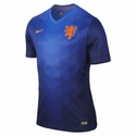 Nike Netherlands 2014/2015 Away Match Jersey