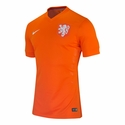 Nike Netherlands 2014/2015 Home Match Jersey