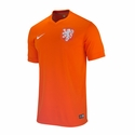 Nike Netherlands 2014/2015 Home Stadium Jersey