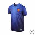 Nike Netherlands 2014/2015 Youth Away Stadium Jersey