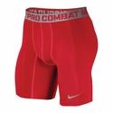Nike NPC Core Compression Short - Red