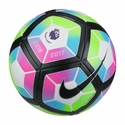 Nike Ordem 4 Premier League Soccer Ball - White/Blue