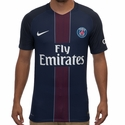 Nike Paris Saint-Germain 2016/2017 Match Home Jersey