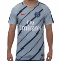 Nike Paris Saint-Germain Breathe Training Top - Wolf Grey