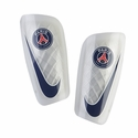 Nike Paris Saint-Germain Mercurial Lite Shinguards - White