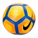 Nike Pitch LFP Soccer Ball - Atomic Mango/ Crimson