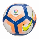 Nike Pitch LFP Soccer Ball - White/Orange