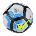 Nike Pitch PL Soccer Ball - White/Royal Blue