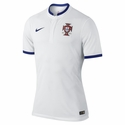 Nike Portugal 2014/2015 Away Match Jersey