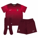 Nike Portugal 2014/2015 Boys Home Kit